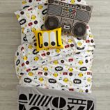 Breakdance Bedding
