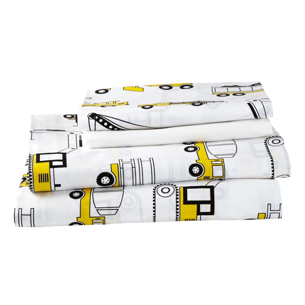 Builder's Sheet Set (Queen)