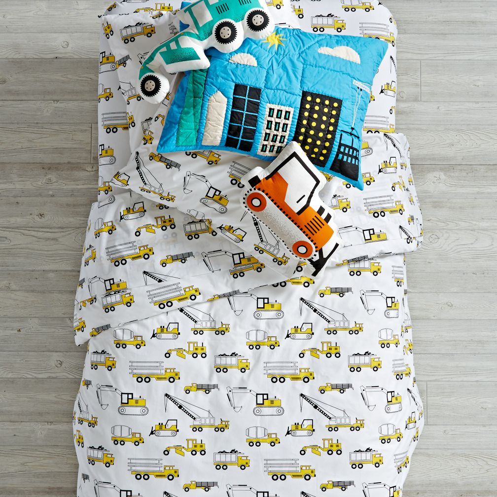 Builder's Duvet Cover
