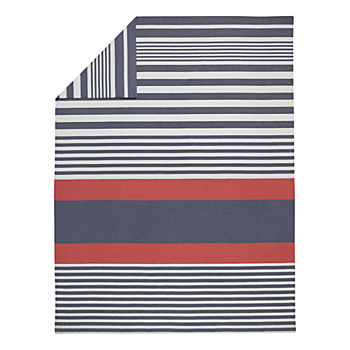 Twin Bylines Duvet Cover