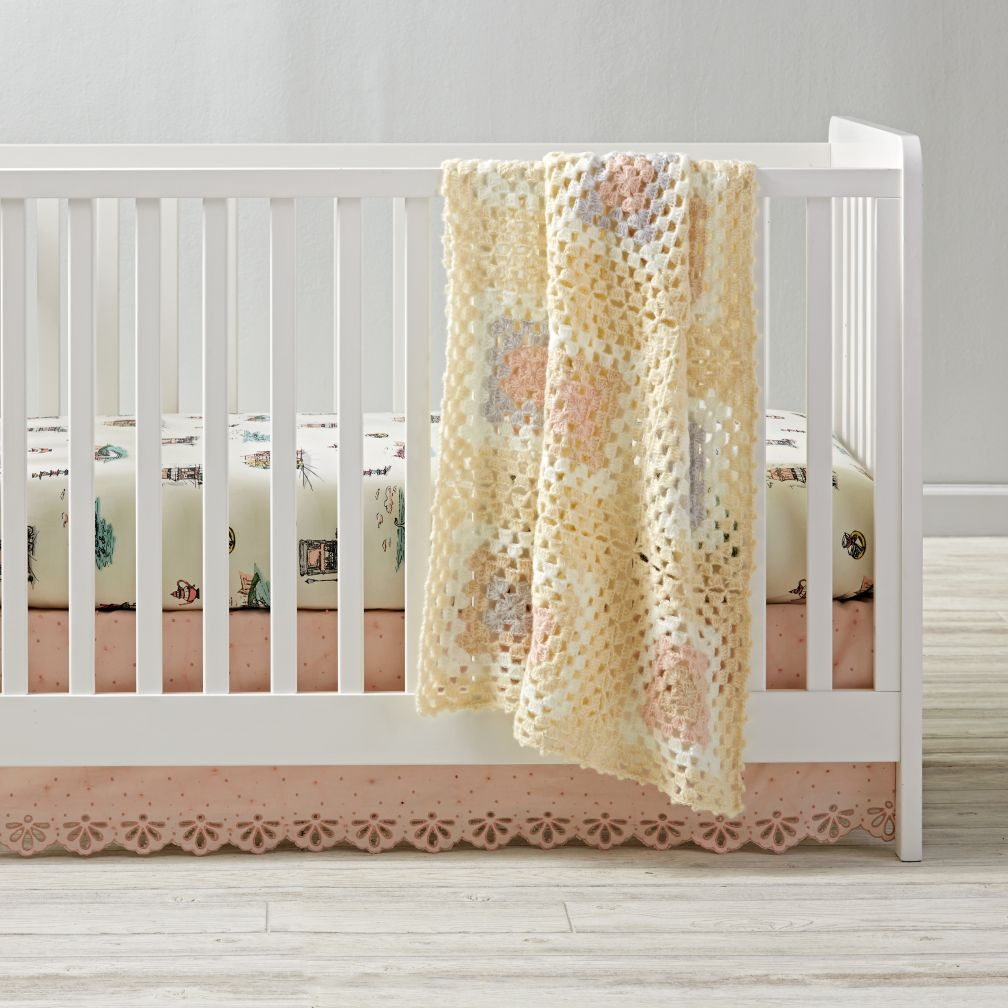 Afternoon Tea Crib Bedding