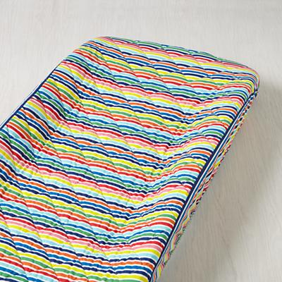 Candy Stripe Changing Pad Cover (Multi)