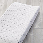 Grey Dot Go Lightly Changing Pad Cover