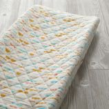 High Plains Organic Changing Pad Cover (Cloud)
