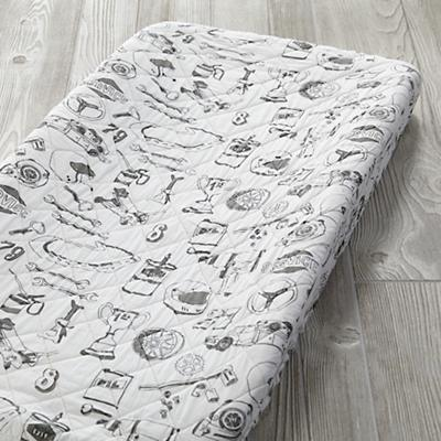 Pit Crew Changing Pad Cover
