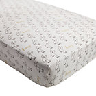 Early Edition Bunny Crib Fitted Sheet