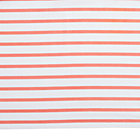 Early Edition Pink Stripe Crib Skirt