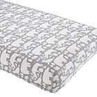 Great White North Flannel Crib Fitted Sheet