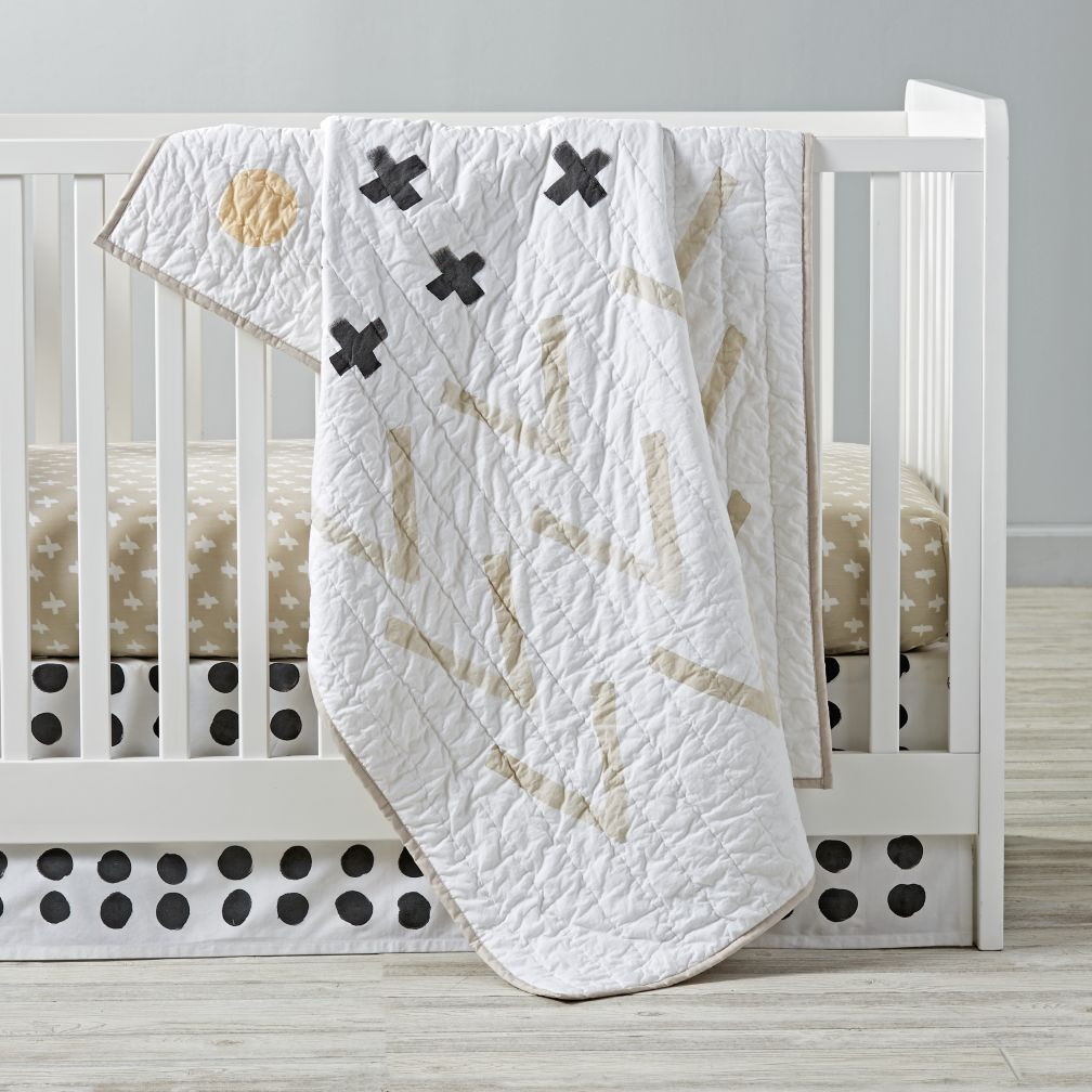 Freehand Crib Bedding