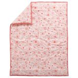 Go Lightly  Baby Quilt (Pink)