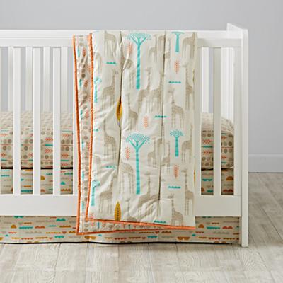 High Plains Organic Baby Quilt