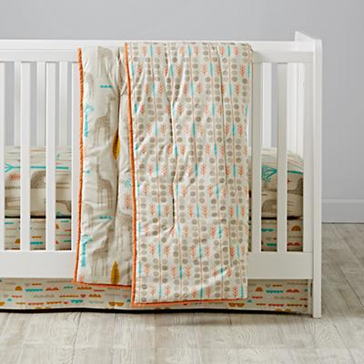 High Plains Organic Crib Bedding