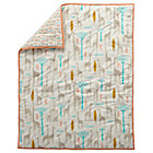 High Plains Organic Baby Quilt.