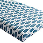 Whale High Seas Crib Fitted Sheet