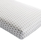 Feather Iconic Crib Fitted Sheet