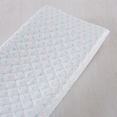 Iconic Changing Pad Cover (Moon)