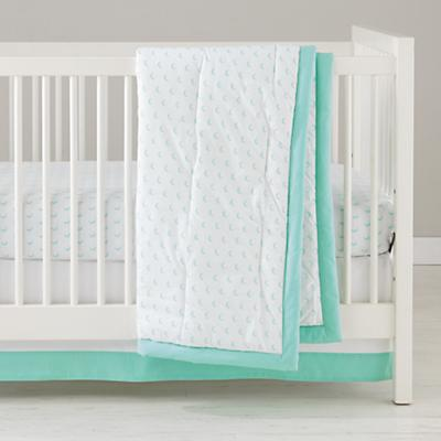 Iconic Baby Quilt (Moon)