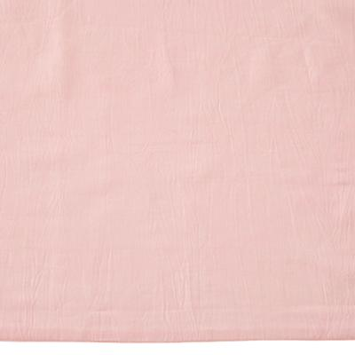 Fresh Linen Crib Skirt (Pink)