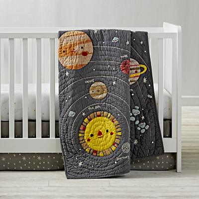 Big Dipper Crib Bedding