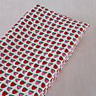 Farmer's Market Strawberry Changing Pad Cover