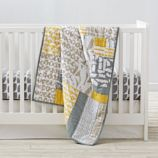 Modern Mix Crib Bedding
