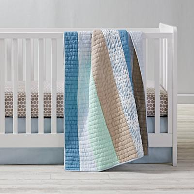Pattern Play Baby Quilt