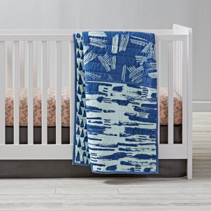 Pennywood Baby Quilt