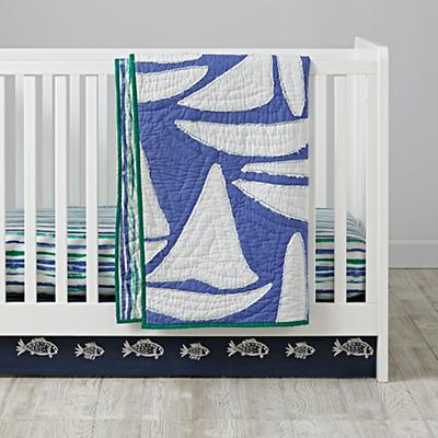 Regatta Crib Bedding