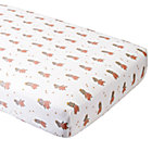 Royal Hippo Crib Fitted Sheet