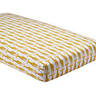 Savanna Giraffe Crib Sheet