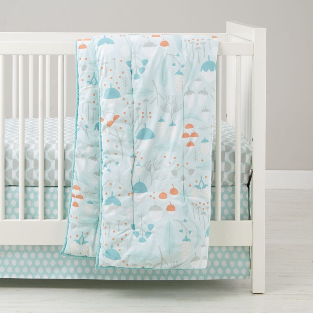 Well Nested Baby Quilt