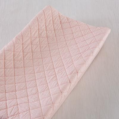Well Nested Changing Pad Cover (Pink)