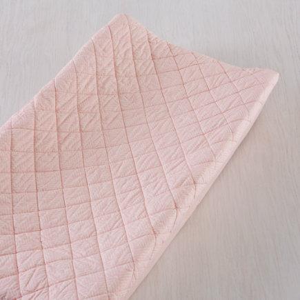 Forest Themed Changing Pad Cover (Pink) - Pink Branch Well Nested Changing Pad Cover