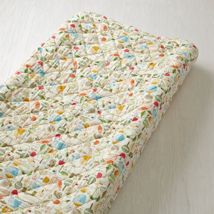 Nature Trail Changing Pad Cover - Nature Trail Changing Pad Cover