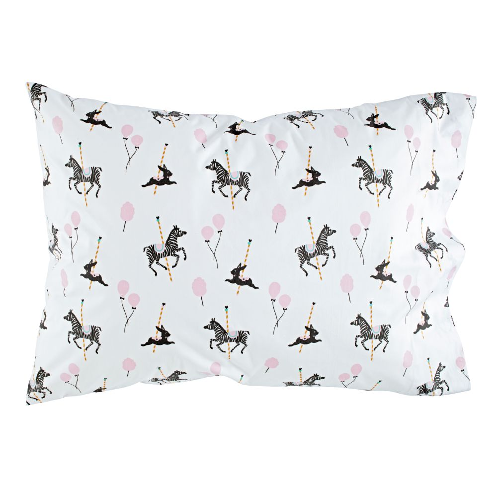 Carousel Pillowcase
