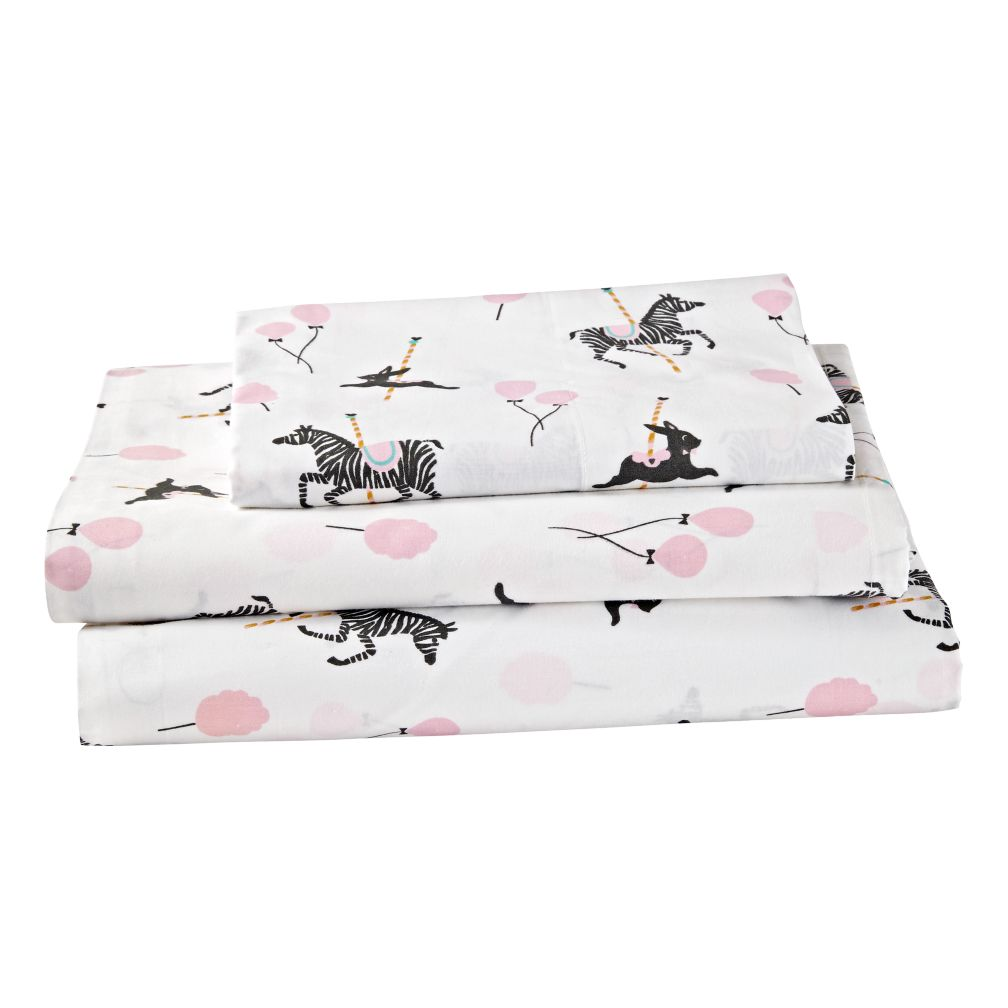 Carousel Sheet Set (Twin)