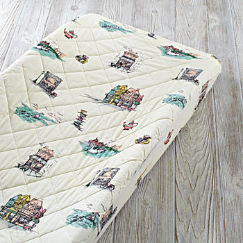 Afternoon Tea Changing Pad Cover