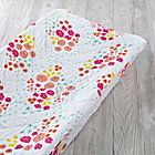 Flower Show Organic Changing Pad Cover
