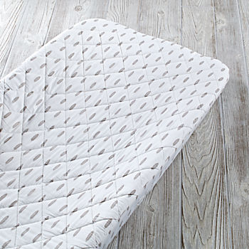 Feather Iconic Changing Pad Cover