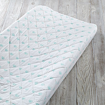 Iconic Changing Pad Cover (Gemstone)