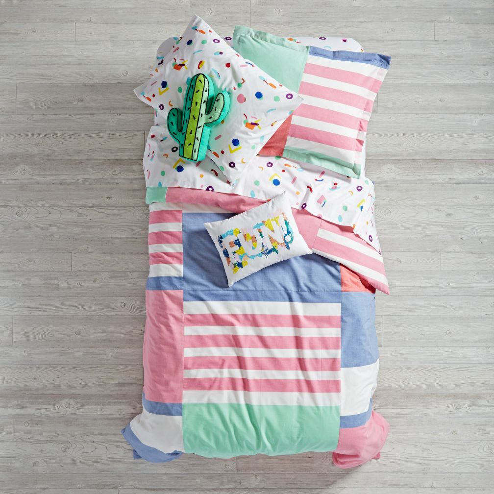 Color Fest Duvet Cover
