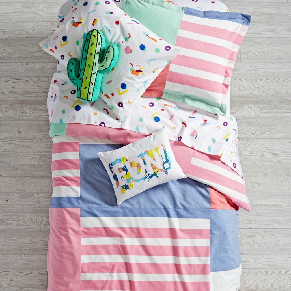 Color Fest Bedding