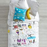 Coloring Book Duvet Cover