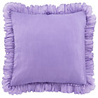 Purple Confectionary Euro Sham