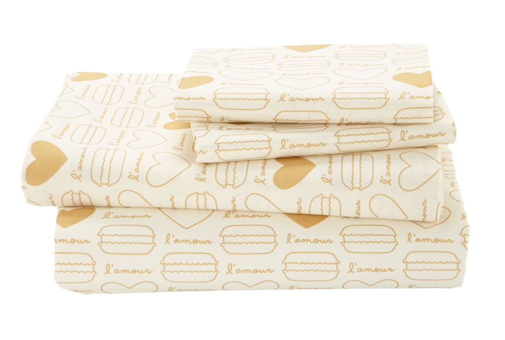 Queen Confectionary Sheet Set