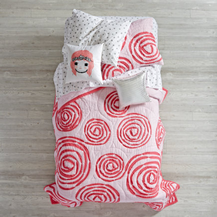 Twin Corsage Quilt