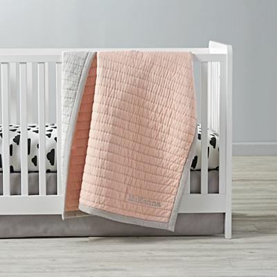 Cotton Candy Crib Bedding (Pink)