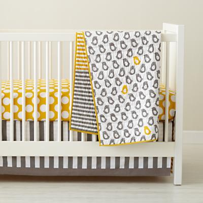 Not a Peep Crib Bedding