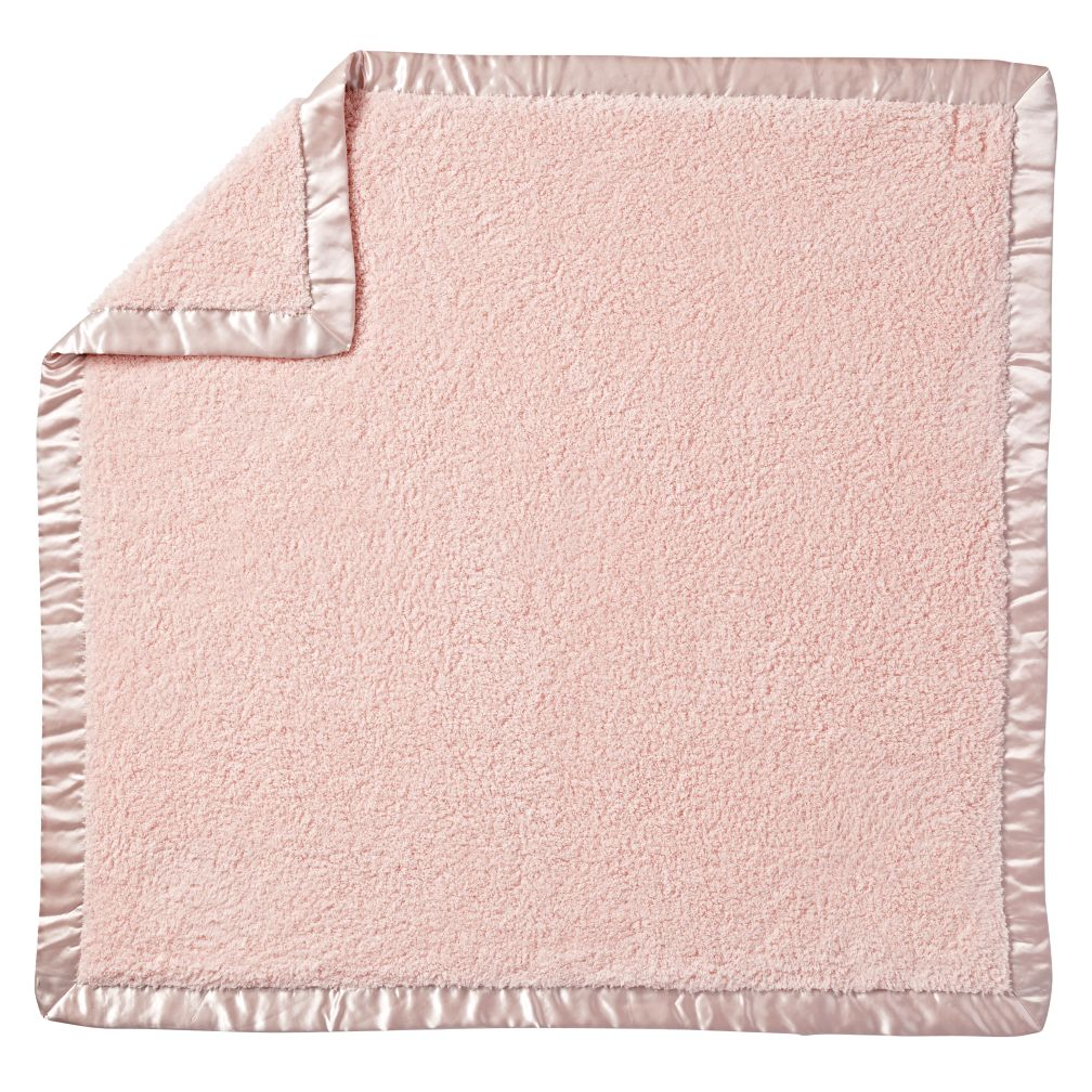 Cuddle Me Softly Blanket (Light Pink)