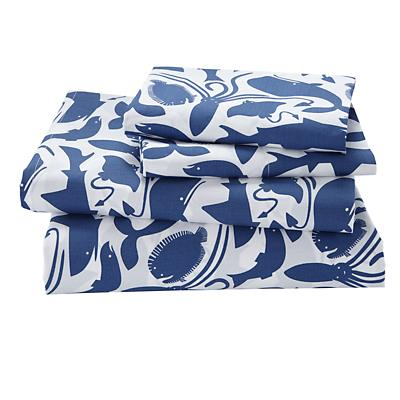 Deep Blue Sheet Set